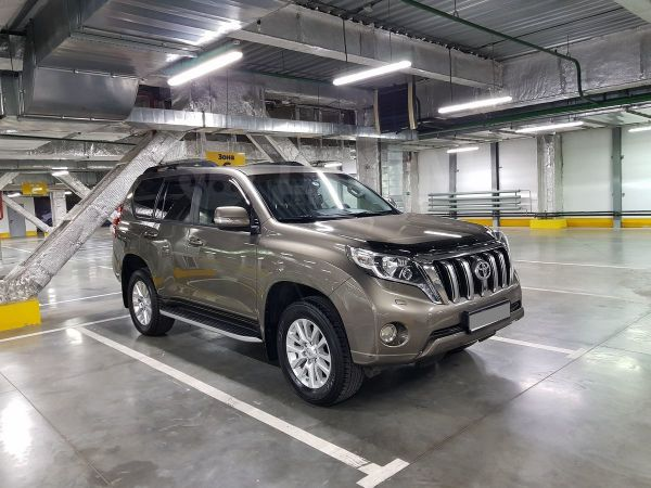 Toyota Land Cruiser Prado, 2014 год, 2 499 000 руб.