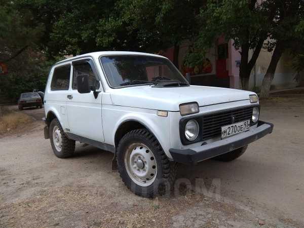 Лада 4x4 2121 Нива, 2001 год, 135 000 руб.
