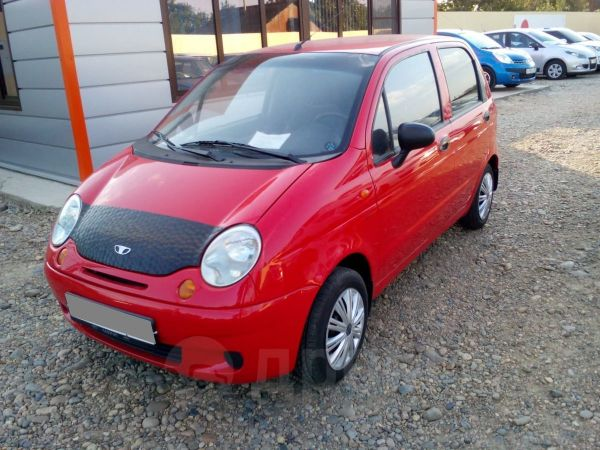 Daewoo Matiz, 2010 год, 169 000 руб.