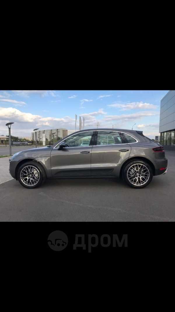 Porsche Macan, 2015 год, 2 950 000 руб.