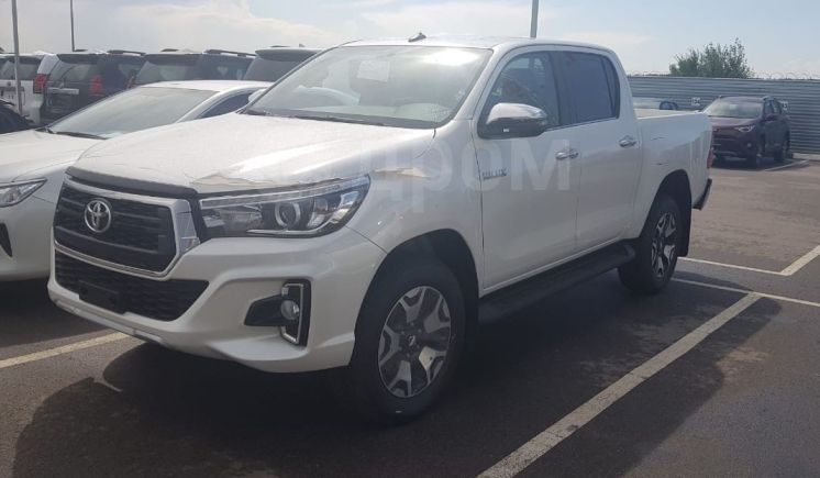 Toyota Hilux Pick Up, 2018 год, 2 778 000 руб.