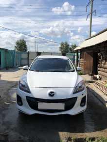 Улан-Удэ Mazda3 2012