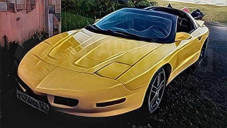 Pontiac Firebird, 1996 год, 770 000 руб.