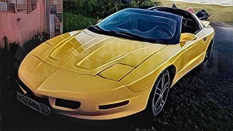 Pontiac Firebird, 1996 год, 798 000 руб.