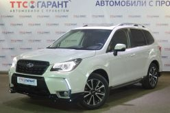 Уфа Forester 2017