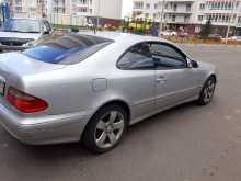 Красноярск CLK-Class 2001
