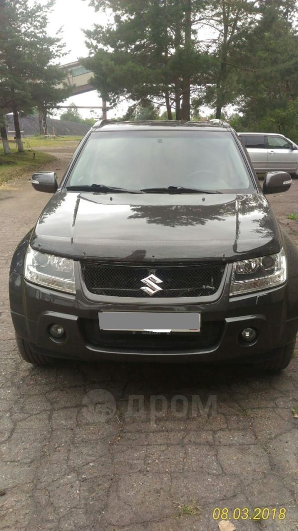 Suzuki Grand Vitara, 2008 год, 780 000 руб.