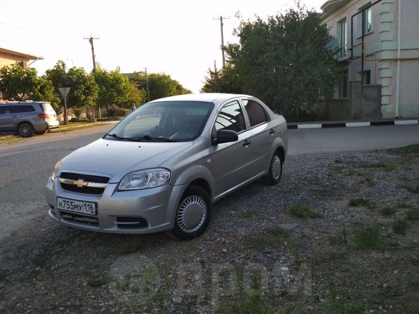 Chevrolet Aveo, 2011 год, 254 000 руб.