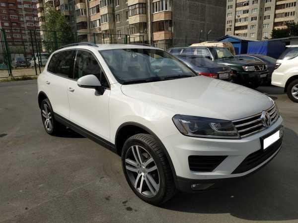 Volkswagen Touareg, 2016 год, 2 580 000 руб.