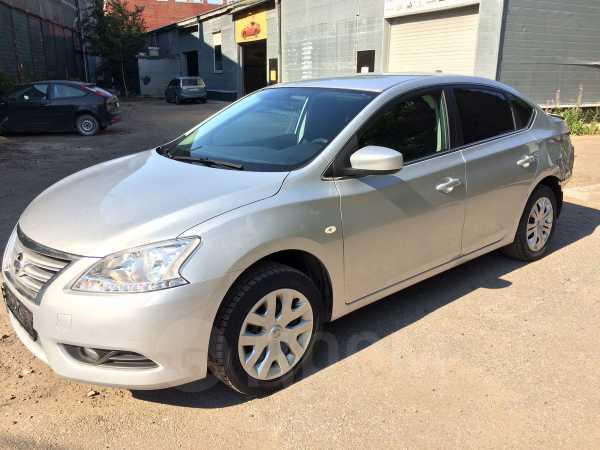Nissan Sentra, 2016 год, 566 000 руб.