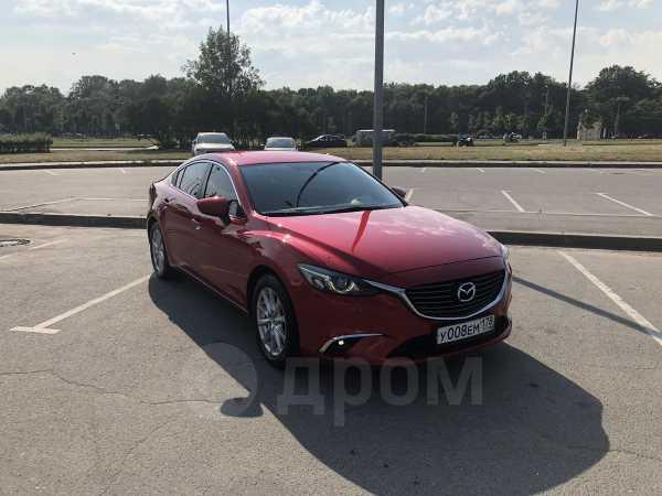 Mazda Mazda6, 2016 год, 1 230 000 руб.