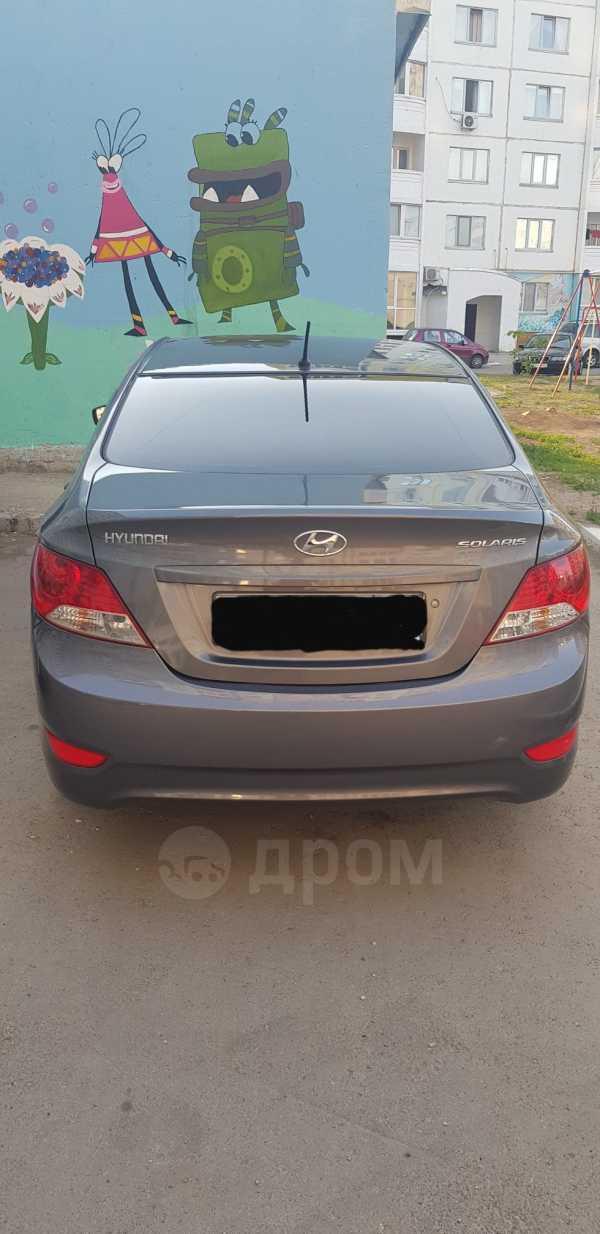 Hyundai Solaris, 2013 год, 430 000 руб.