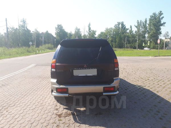 Mitsubishi Pajero Sport, 2002 год, 380 000 руб.