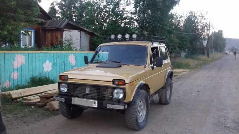 Лада 4x4 2121 Нива, 1989 год, 200 000 руб.