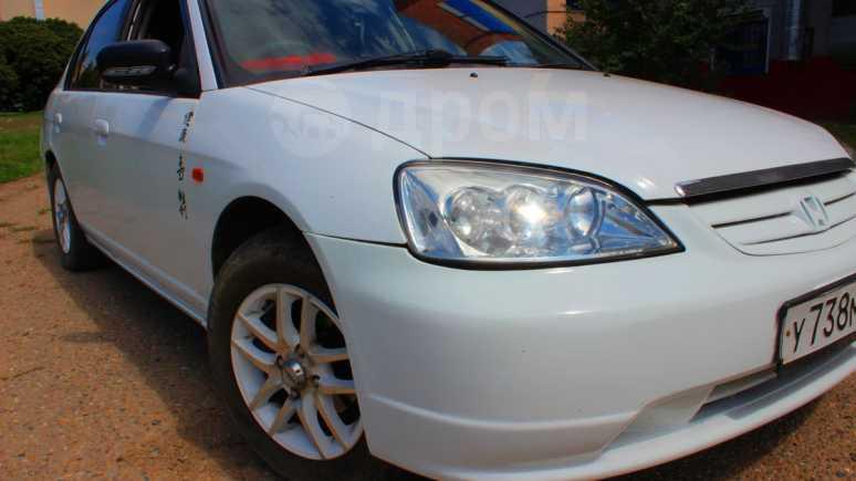 Honda Civic Ferio, 2001 год, 140 000 руб.