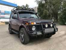 Комсомольск-на-Амуре 4x4 2121 Нива 2014