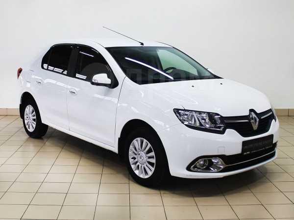 Renault Logan, 2016 год, 649 900 руб.