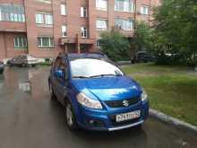 Новосибирск Suzuki SX4 2011