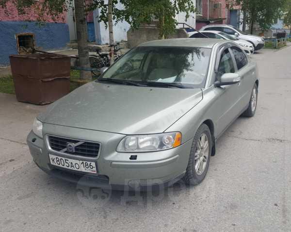 Volvo S60, 2006 год, 430 000 руб.