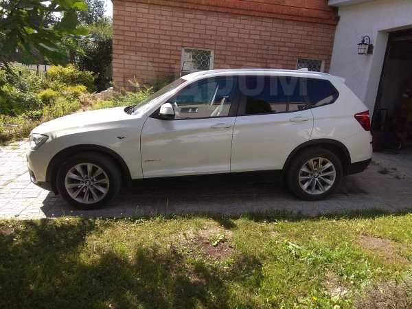 BMW X3, 2015 год, 2 200 000 руб.