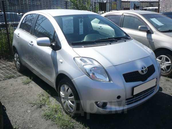 Toyota Yaris, 2008 год, 360 000 руб.