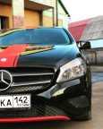Mercedes-Benz A-Class, 2013 год, 815 000 руб.