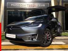Москва Model X 2018