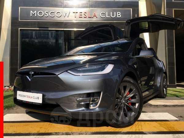 Tesla Model X, 2018 год, 16 090 894 руб.