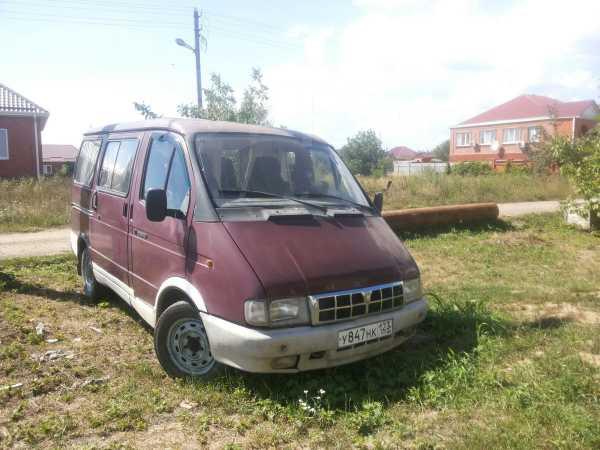 ГАЗ 2217, 2002 год, 135 000 руб.