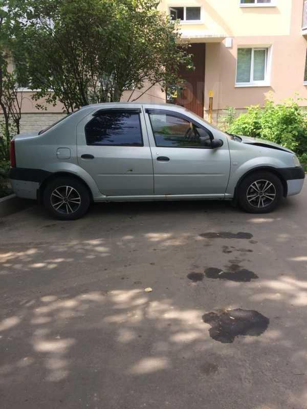 Renault Logan, 2006 год, 90 000 руб.