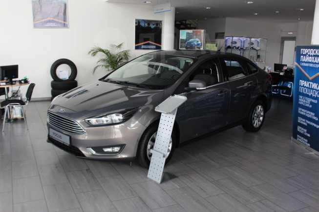 Ford Focus, 2018 год, 1 201 500 руб.