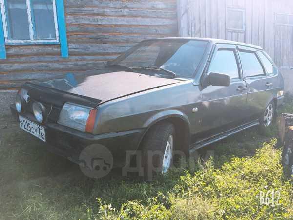 Лада 2109, 1995 год, 25 000 руб.