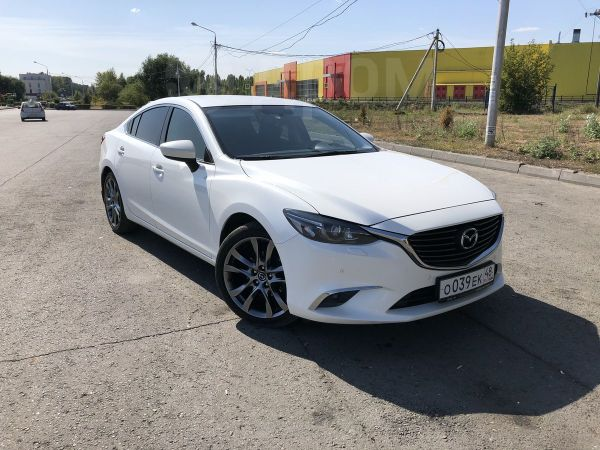 Mazda Mazda6, 2016 год, 1 210 000 руб.