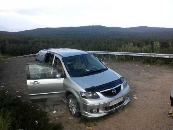 Mazda MPV, 2001 год, 390 000 руб.