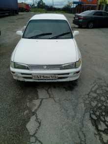 Сибирцево Corolla 1991