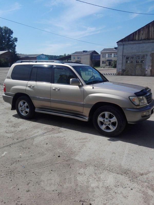 Toyota Land Cruiser, 2004 год, 1 200 000 руб.