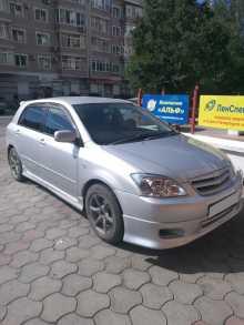 Благовещенск Corolla Runx 2004