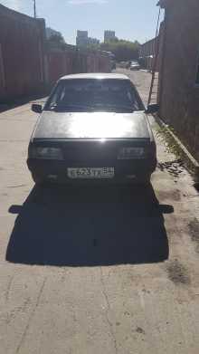 Новосибирск 2108 1991