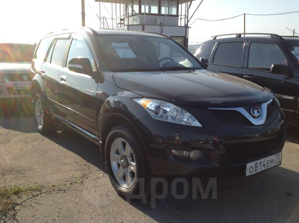 Great Wall Hover H5, 2012 год, 579 000 руб.