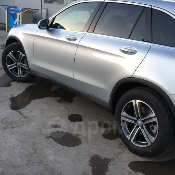 Mercedes-Benz GLC, 2015 год, 2 050 000 руб.