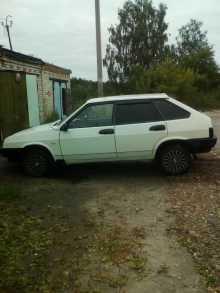Томск 2109 1997