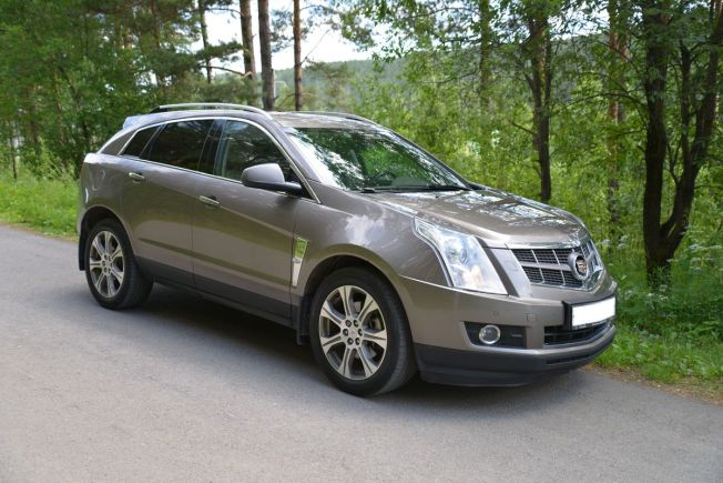 Cadillac SRX, 2012 год, 1 085 000 руб.