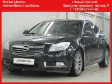 Новый Уренгой Opel Insignia 2013