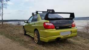 Иркутск Impreza WRX 2000
