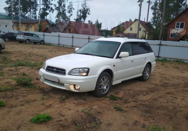 Subaru Legacy Lancaster, 2000 год, 370 000 руб.