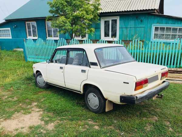 Лада 2107, 1994 год, 80 000 руб.
