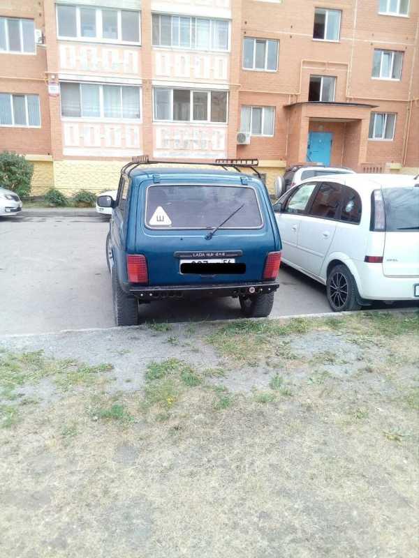 Лада 4x4 2121 Нива, 2012 год, 165 000 руб.