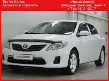 Новый Уренгой Corolla 2013