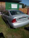 Ford Focus, 2002 год, 110 000 руб.