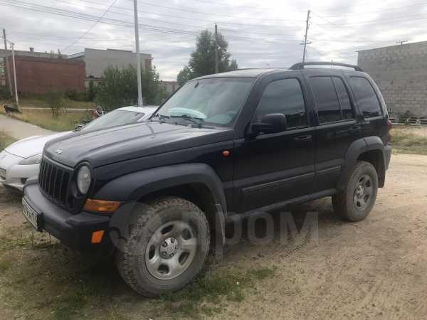 Jeep Cherokee, 2007 год, 500 000 руб.